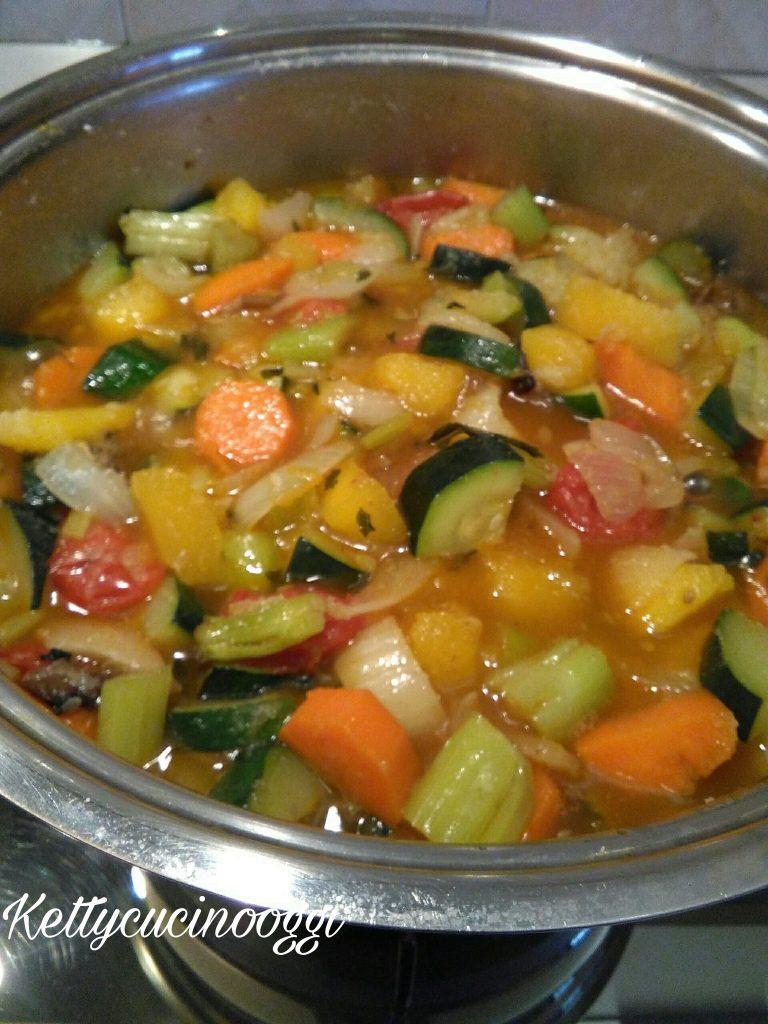 Dado vegetale casalingo