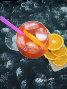 Long drink Spritz.