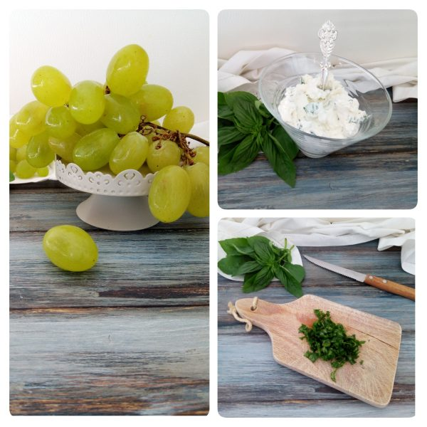 Aggiungiamo il basilico tritato, e il grana grattugiato, sistemiamo a piacere con sale e pepe.