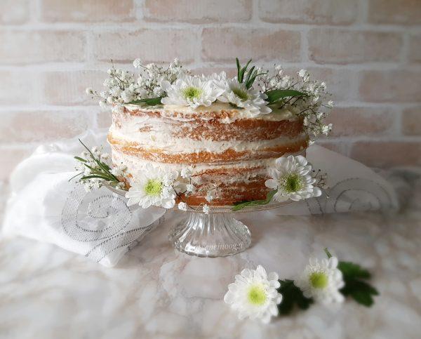 NAKED CAKE ALLA FRUTTA E MASCARPONE: LA RICETTA