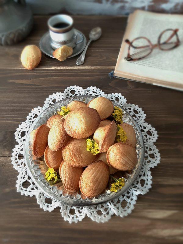 I nostri dolcetti sono pronti per essere mangiati e serviti con un buon the.