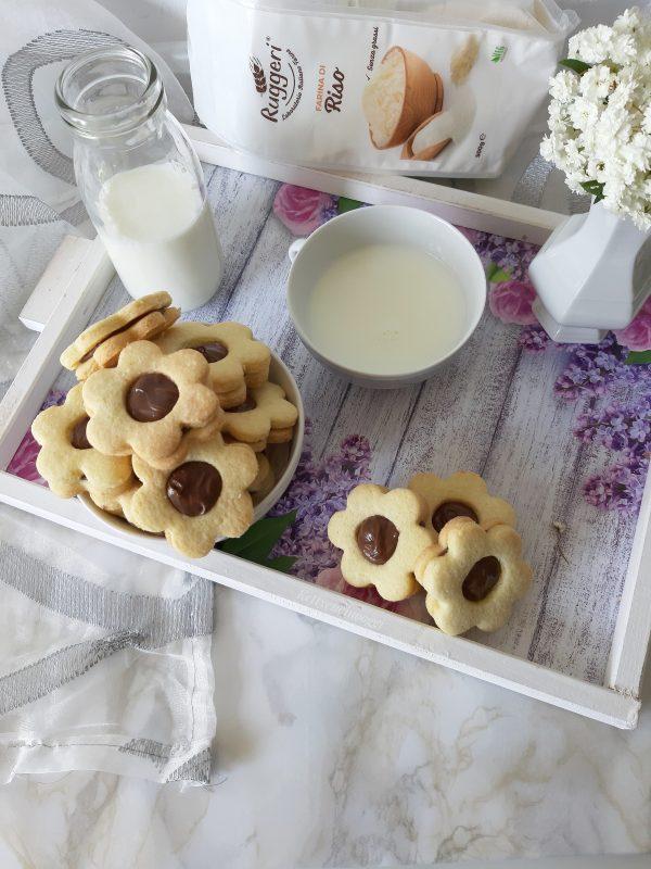 I nostri Biscotti sono pronti sia per la colazione che per la merenda.