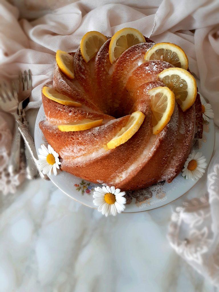 BUNDT CAKE AL LIMONE