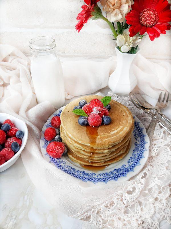 Buona colazione a tutti.